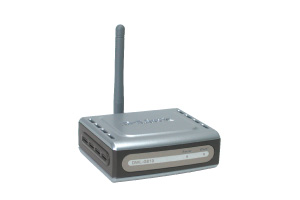 D-Link DWL-G810 Ethernet to Wireless LAN Client Adapter, IEEE 80